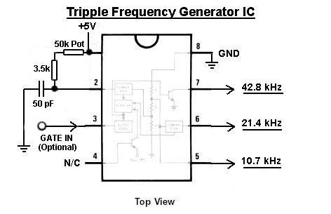 pulse width modulator pwm rh hho4free com Generator Connection Diagram Generator Installation Diagram